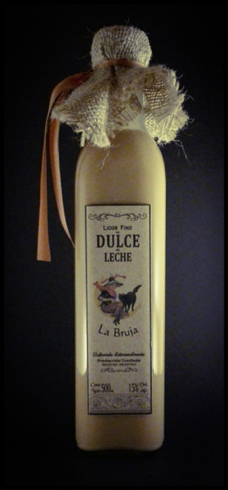 DULCE DE LECHE – Licor fino de Dulce de Leche
