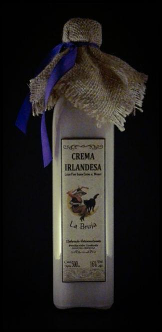 "CREMA IRLANDESA – Licor fino de Crema al Whisky ""Tipo BAILEYS"""