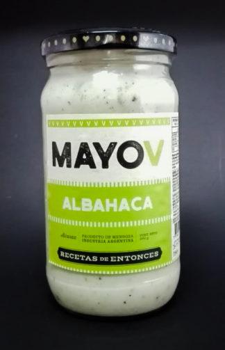 ALBAHACA - Mayo V con Albahaca
