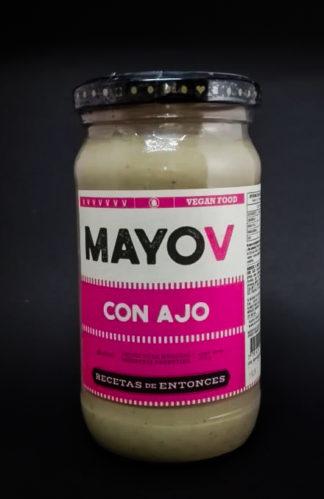 AJO - Mayo V con Ajo