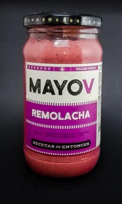 REMOLACHA - Mayo V con Remolacha